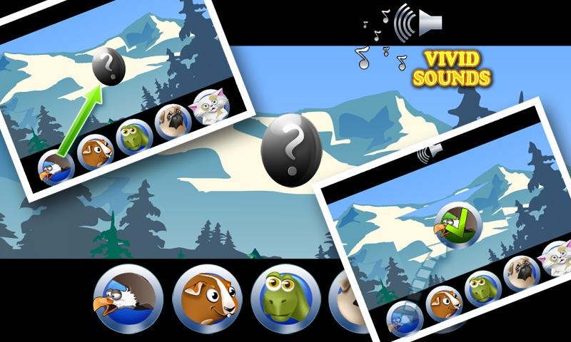 Kids Animals Game screenshot 9