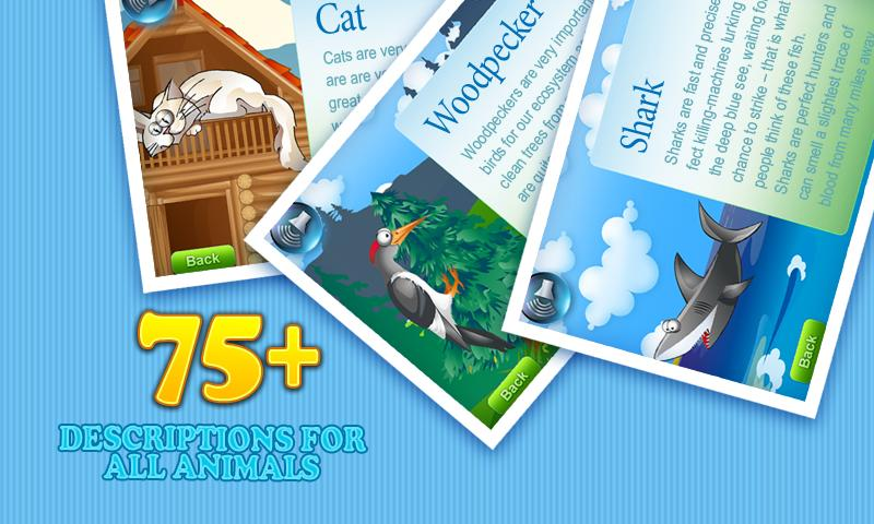 Kids Animals Game screenshot 10