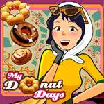 My Donut Days mini Bake Tycoon
