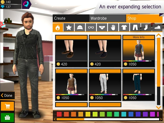 Avakin - 3D Avatar Creator screenshot 3