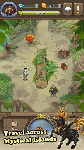 Mighty Monsters screenshot 2