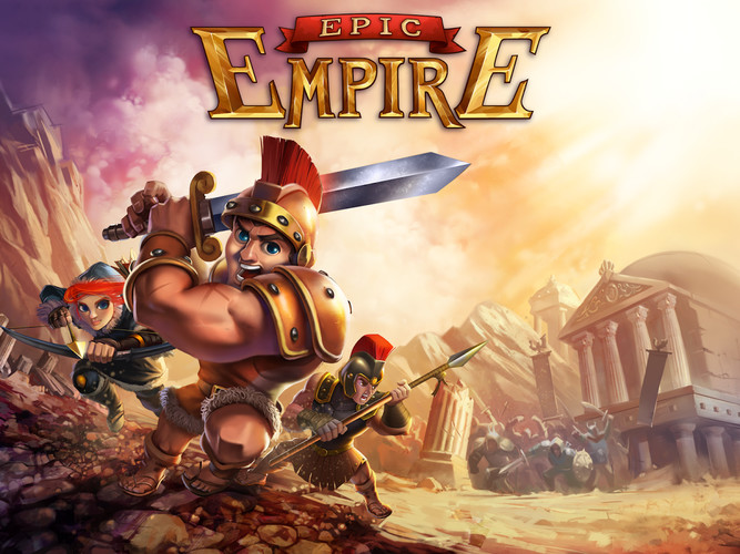 Epic Empire: A Hero's Quest screenshot 5