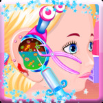 Games for Girls Ear Doctor