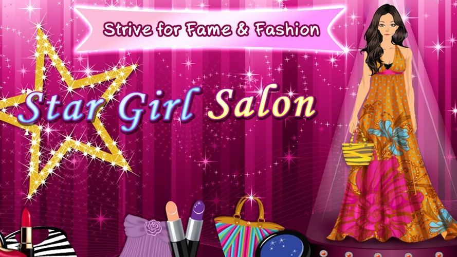 Free Star Girl Salon cell phone game