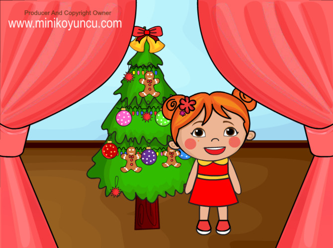 Free Lili Happy New Year Party cell phone game