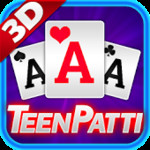 Teen Patti Poker - Flash (3D)