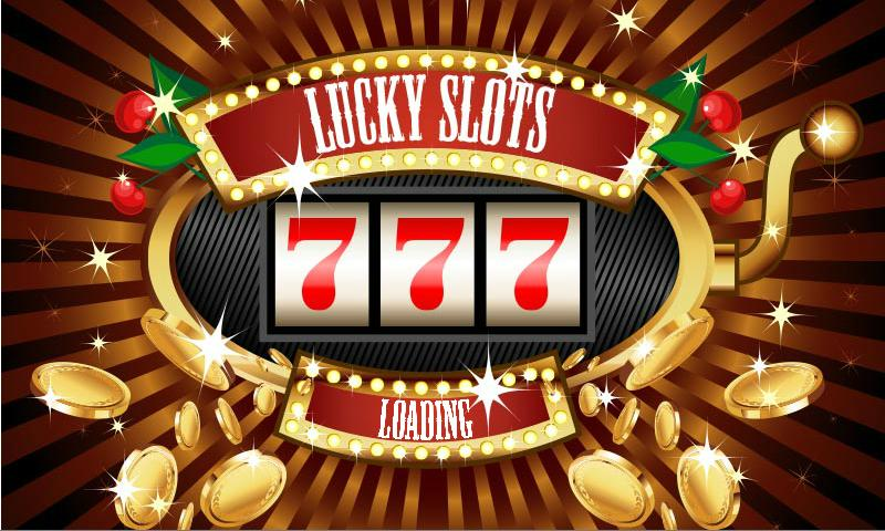 Free Lucky Slots cell phone game