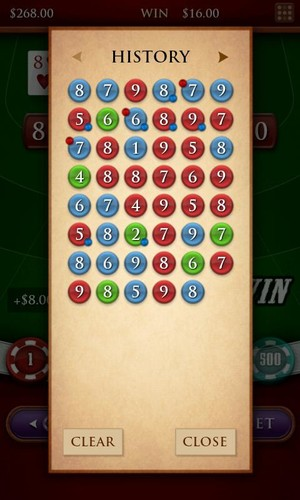 Baccarat Royale screenshot 5