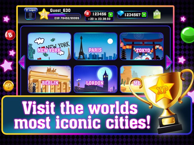 Bingo City Tour screenshot 3