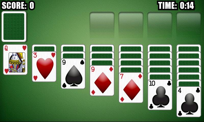 Free Solitaire Ultra cell phone game