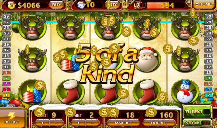 Slots City - Slot Machines screenshot 4