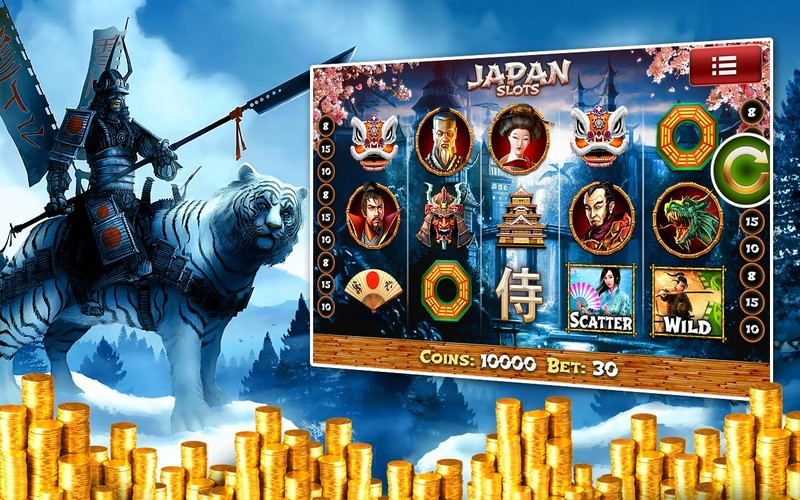 Free Japan Slot Machines Pokies HD cell phone game