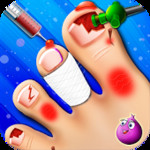 Toe Nail Doctor – Fun Games