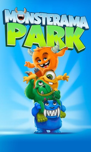 Free Monsterama Park cell phone game
