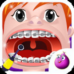 Braces Doctor – Surgery Games