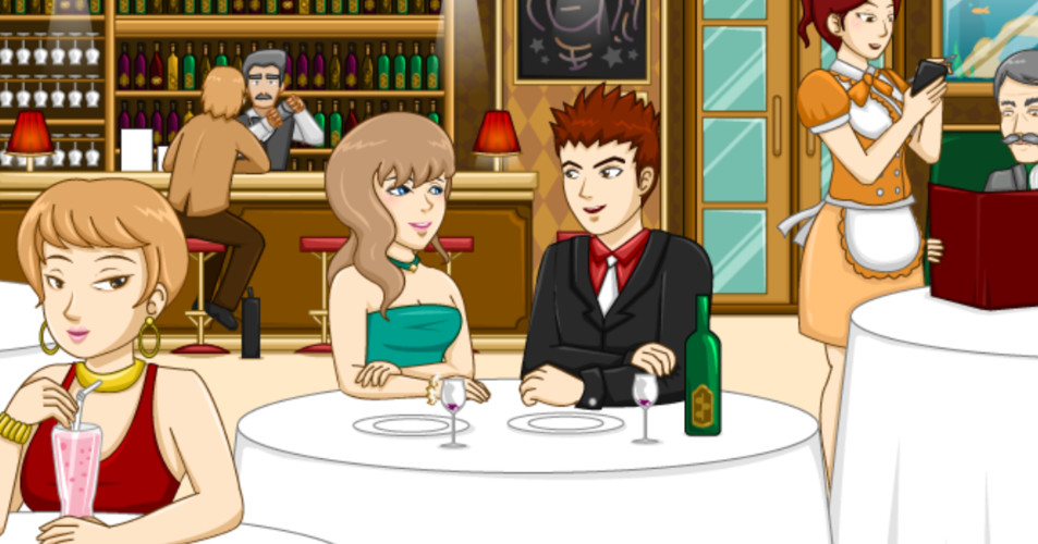 Free Get your Boyfriend cell phone game