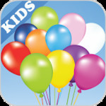 Balloon Popping For Kids