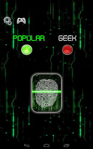 Free Personality Detector Fun Game cell phone game