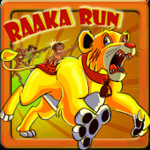 """Raaka! Run to the Jungle"""
