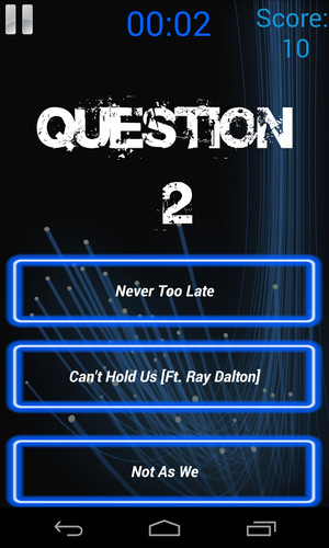 Music Trivia screenshot 3