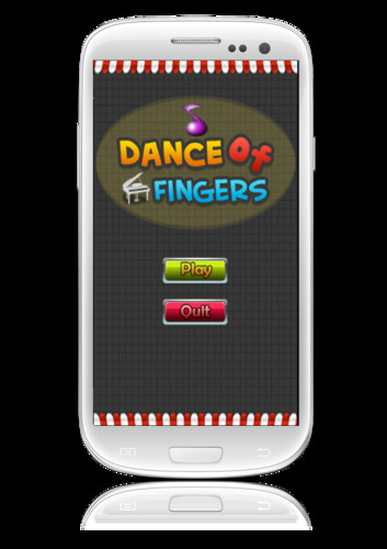 Free Finger Dance | Music Game cell phone game