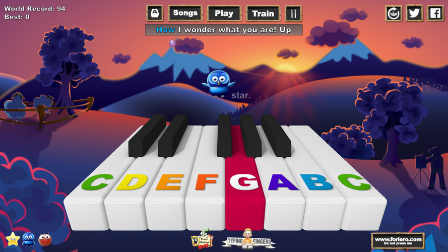 Music Keys screenshot 3