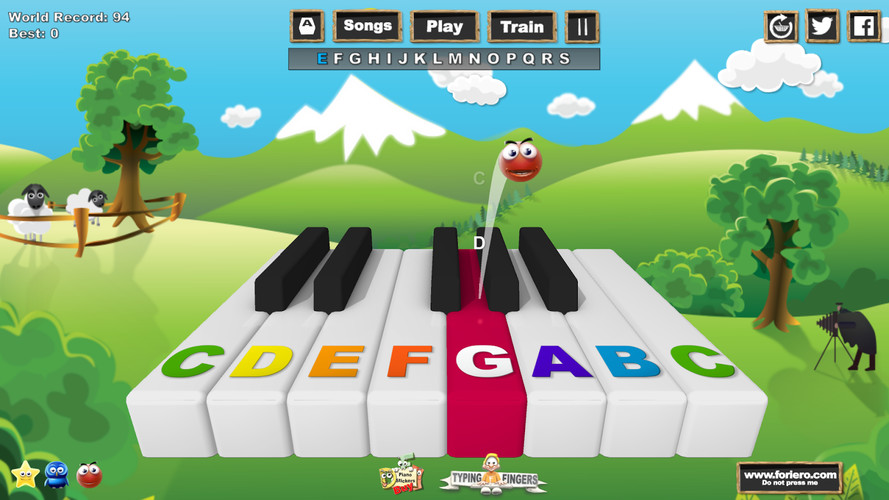 Music Keys screenshot 4