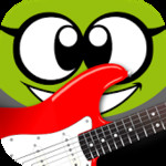 Pea Guitar Rock