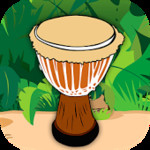 Kids Drums & Monkey Dance