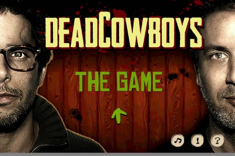 Free Dead Cowboys - The Game cell phone game