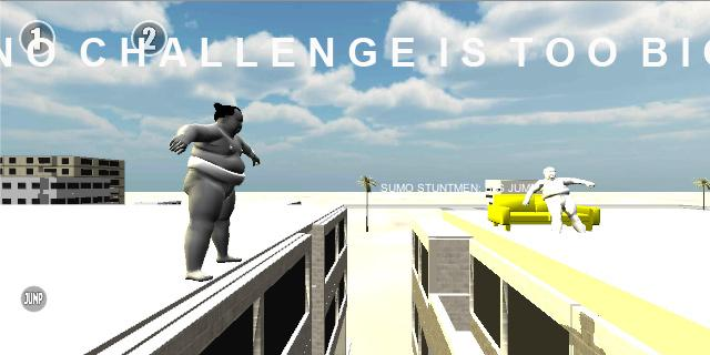 Free Sumo Stuntmen cell phone game