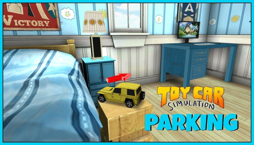 Toy Car Simulation screenshot 5