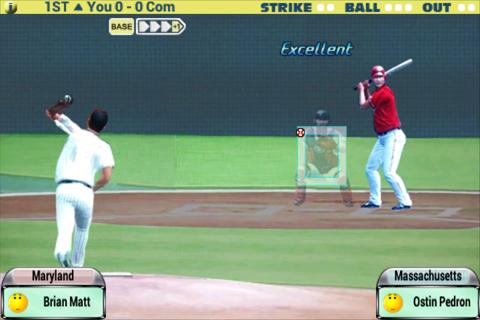 Free Batter VS Pitcher 2012 Lite cell phone game