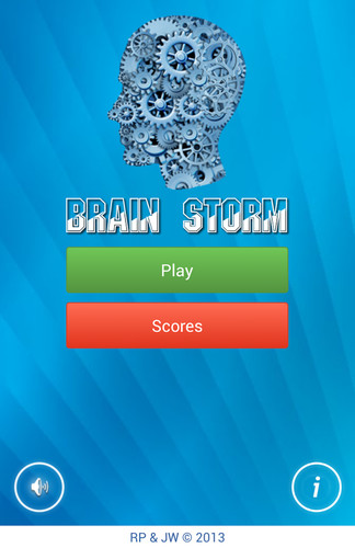Free Brain Storm Millionaire Quiz cell phone game