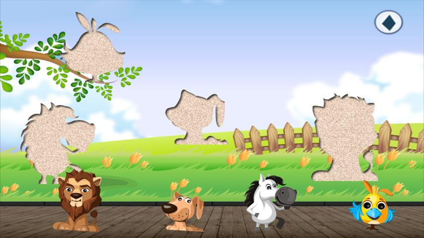 Animal Puzzle for Toddlers kid screenshot 2