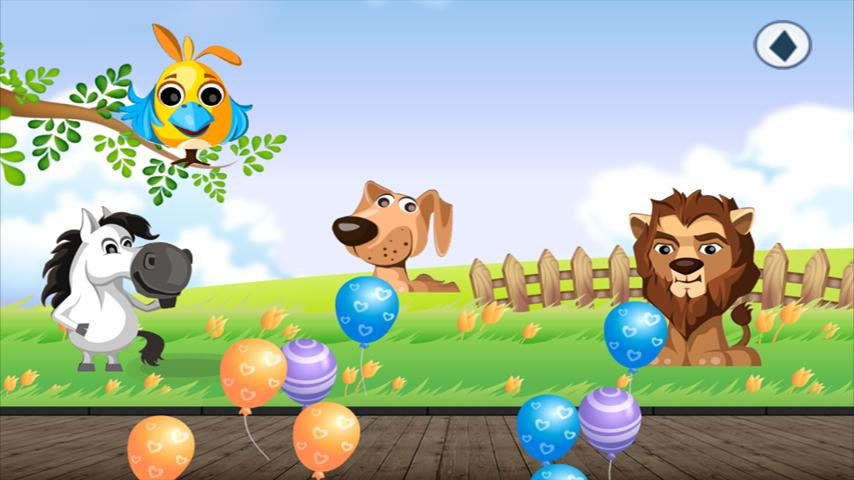 Animal Puzzle for Toddlers kid screenshot 3