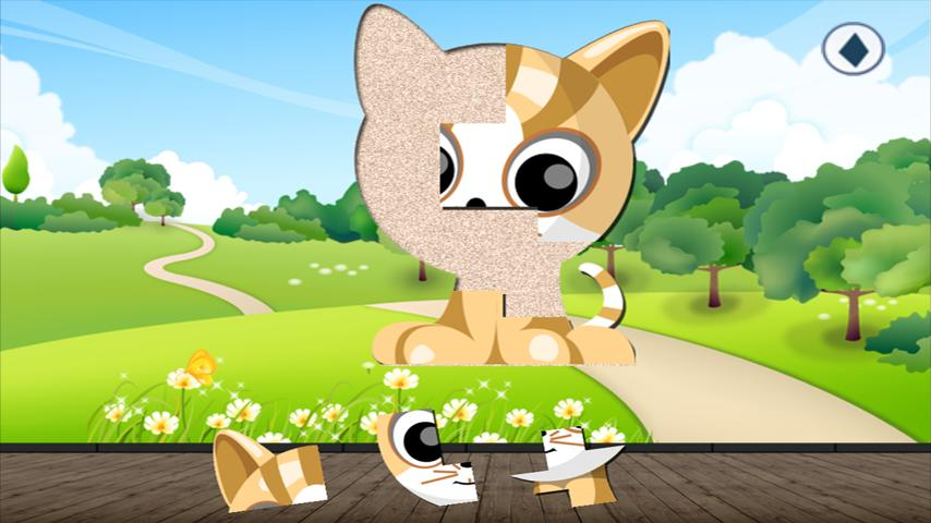 Animal Puzzle for Toddlers kid screenshot 4