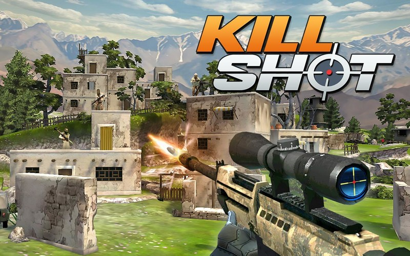 Free Kill Shot cell phone game