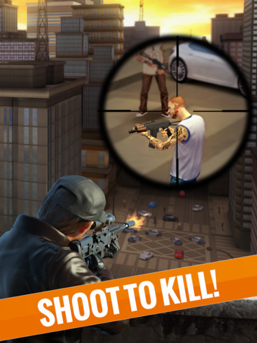 Free Sniper 3D Assassin: Free Games cell phone game
