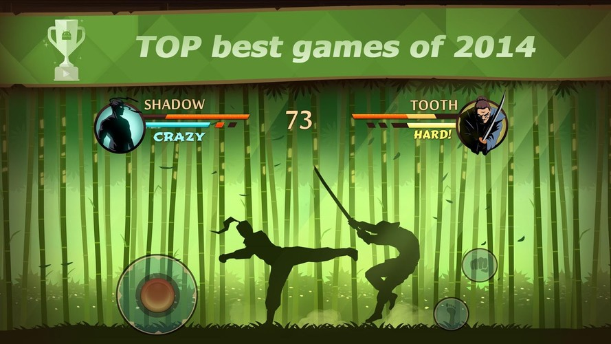 Free Shadow Fight 2 cell phone game