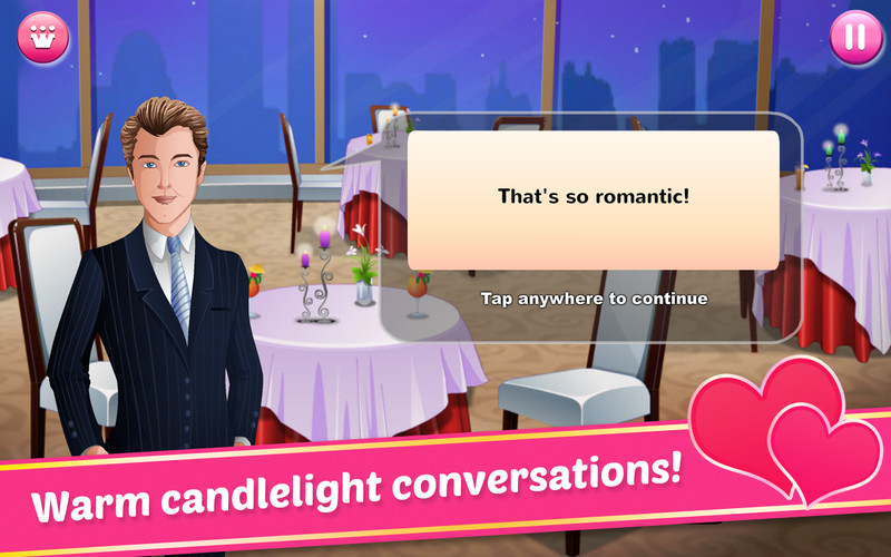 Free Dating Frenzy cell phone game