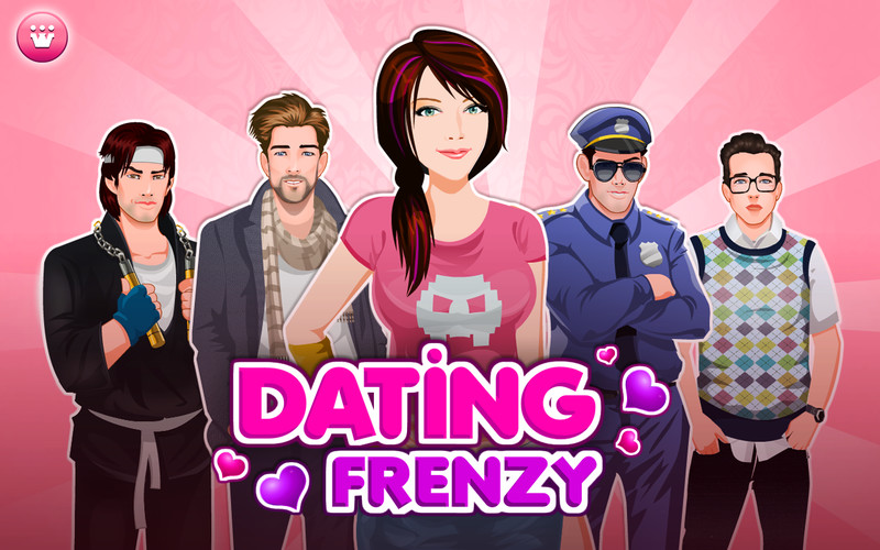 Dating Frenzy screenshot 3