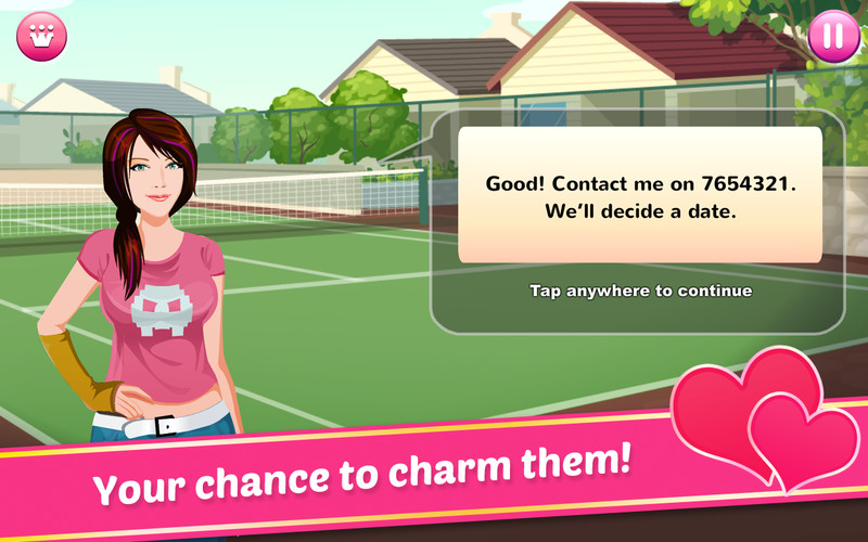 Dating Frenzy screenshot 4