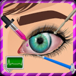 Crazy Eye Surgery Doctor