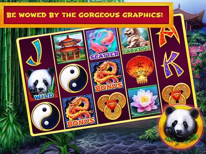 Panda Casino Games