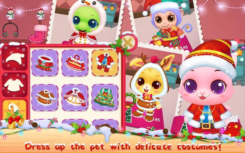 Pet Christmas eve screenshot 2