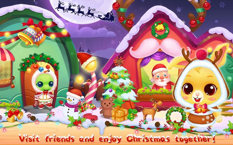 Pet Christmas eve screenshot 3