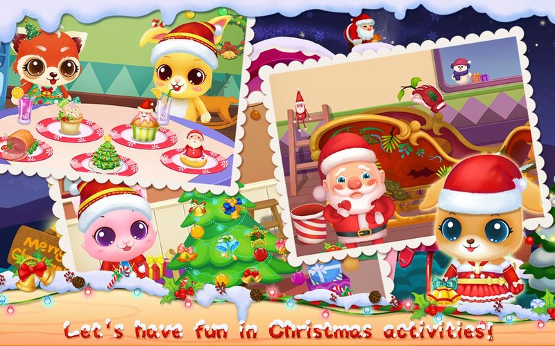 Pet Christmas eve screenshot 4