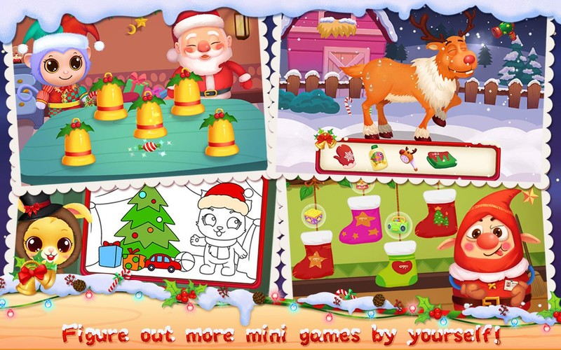 Pet Christmas eve screenshot 5