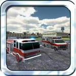 Airport Emergency Rescue 3D